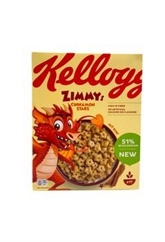 Сухой завтрак Келлогс Зиммус с корицей 330гр.(6) - фото 4890