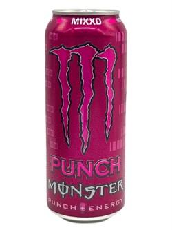 Энергетический напиток Монстер Пунш 500мл (12) - фото 5873