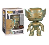 Фигурка Funko POP! Bobble: Marvel: Marvel 80th: Wolverine (PT)(Exc) 42215