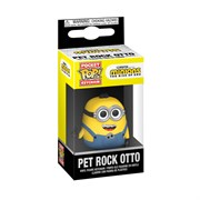 Брелок Funko Pocket POP! Keychain: Minions 2: Pet Rock Otto 47795-PDQ