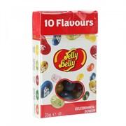 """Драже жевательное """"Jelly Belly"""" ассорти10 вкусов 35 г картонная коробка"""