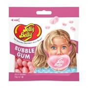 """Драже жевательное """"Jelly Belly"""" жевательная резинка Bubble gum 70 г пакет"""