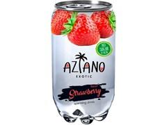 Газ.напиток Aziano Клубника 350мл (24)