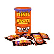 Конфеты Toxic waste Nuclear Fusion (оранжевая) 42г