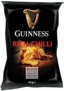 Чипсы картофельные Guinness Rich Chili 42 гр.