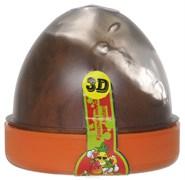 Жвачка для рук красный металлик 3Д-эффект, 35 г.