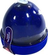 Жвачка для рук синий магнитный, 50г.