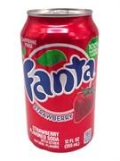 Газ.нап. Fanta Strawberry ж/б 355мл