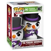 Фигурка Funko POP! Vinyl: DC: Holiday: Penguin Snowman (Exc) 51674