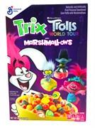 Трикс Тролли готовый завтрак цветные шарики с маршмеллоу 274гр