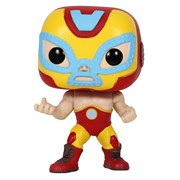 Фигурка Funko POP! Bobble: Marvel: Luchadores: Iron Man 53871