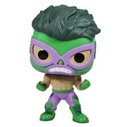 Фигурка Funko POP! Bobble Marvel Luchadores Hulk 53870