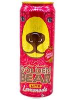 Аризона Напиток Голден Бир с Клубничным вкусом 680мл (Golden Bear Lite) (24) 4008