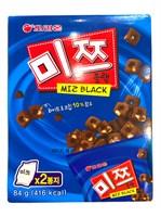 Шоколадное мини печенье Orion Miz, 84 г